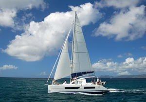 Bareboat sailing vacations